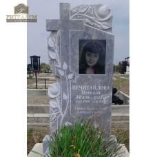 Памятник из мрамора - PM0033 — ritualum.ru