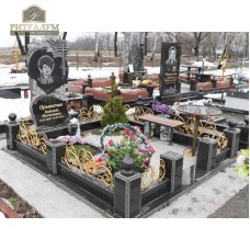 Оградка 051 — ritualum.ru